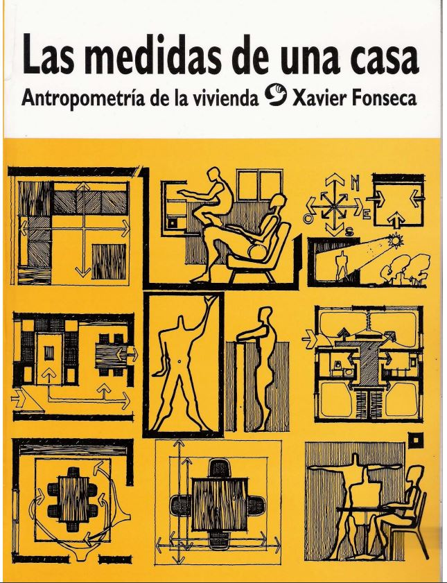 Las Medidas De Una Casa Xavier Fonseca Descargar Gratis Libro De Arquitectura Pdf