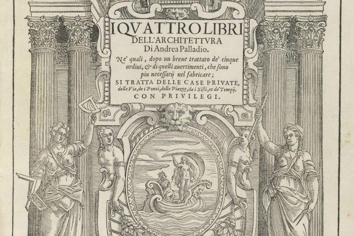 libros arquitectura pdf los cuatro libros de la arquitectura andrea palladio