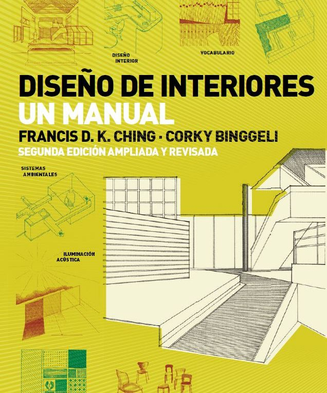 Dise o de interiores francis ching descargar gratis for Diseno de interiores pdf