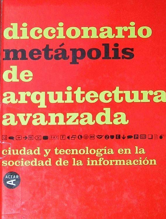 diccionario metapolis de arquitectura avanzada pdf